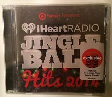 'iHeart Radio Jingle Ball Hits 2014' Exclusive Limited Edition CD Brand New Rare