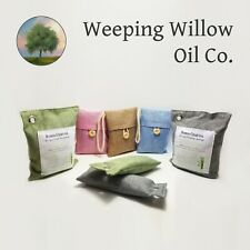 Activated Bamboo Charcoal Briquette Odor Absorbing Air Purifying Bags All Sizes