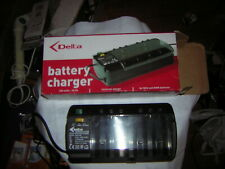 DELTA BATTERY CHARGER BOXED