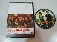 Beautiful Girls Uma Thurman - DVD + Extras Español Ingles - AM