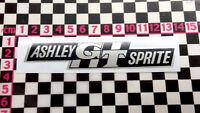 Chrome Sticker for Classic Austin Healey Sprite Mk1 MK2 MK3 Mk4