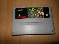 Videojuegos de arcade de nintendo SNES PAL