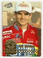 1995 Action Packed Race Winners Jeff Gordon 24KT Gold