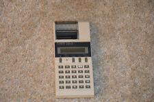 Calculatrice CANON TP-7 pocket Printer