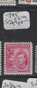TRINIDAD & TOBAGO  (P2703BB)  KGVI   $4.80   SG 256   MOG