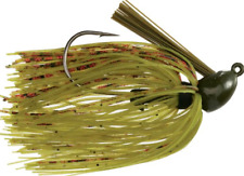 Booyah Baby Boo Jig 3/16 oz - Watermelon Red - Bass Yellow Belly Lure
