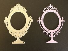 Vanity Mirror Metal Cutting Die Cardmaking Scrapbooking