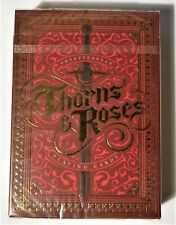 Thorns and Roses (ROSES) Playing Cards Limited Edition Deck by Steve Minty USPCC
