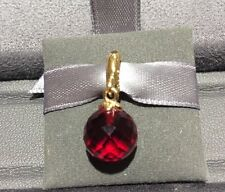 Endless Charm - Garnet Love Drop -Authentic Retailer 30% Off