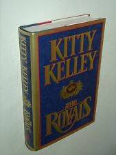 "New 1st ed/1st ptg ""The Royals"" Kitty Kelley British House of Windsor Hdbk Book"