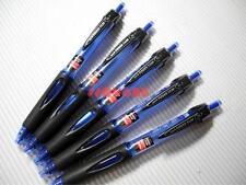 5 Pens x Uni-Ball SN-200PT Power Tank 0.7mm Fine Ballpoint Ball Pen, Blue