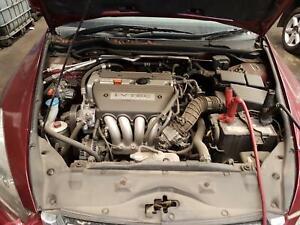 HONDA ACCORD ENGINE 2.4, K24A8, 7TH GEN, CM (VIN MRHCM), 09/03-10/07