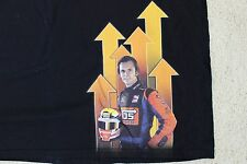 Dan Wheldon NOS Pit Crew Indy 09 T Shirt  Men's SIZE LARGE, New Never Worn