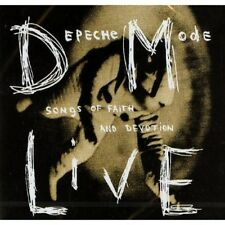 Depeche Mode - Songs of Faith & Devotion : Live [New CD] Hong Kong - Import