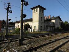 Bahnhofsgebäude, Grundstück mit ca. 816 m² in 19412 Blankenberg am See Verste.