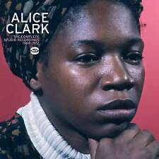 Alice Clark - The Complete Studio Recordings 1968-72 (CDBGPD 216)