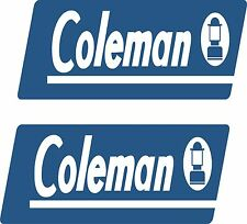 coleman rv camper pop up decal sticker popup decals made in the USA
