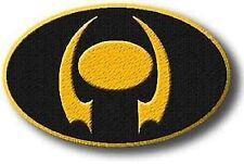 STARGATE  -  Hathor   Logo -  patch  - Aufnäher  neu