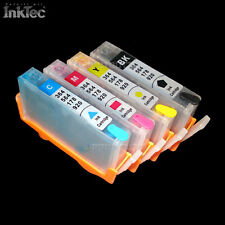 Fillable Ink Cartridges nachfuellset Kit Refill Cartridges for HP 920XL HP920