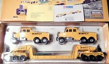 Corgi 17702 Scammell Constructors & 24 Wheel Girder Trailer - Wimpey 1/50 MIB
