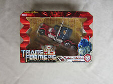 Transformers Movie Voyager Autobot Optimus Prime Revenge of the Fallen 2008 MISB