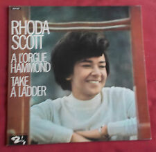 RHODA SCOTT LP ORIG FR ORGUE HAMMOND TAKE A LADDER