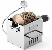 Kaldi Mini Home Coffee Bean Roaster Gas-cooktop-powered / Motor drive type