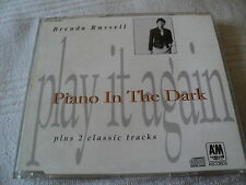 "CD MAXI 3 TITRES PIANO IN THE DARK"" Brenda RUSSELL"