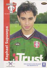 AUTOGRAMMKARTE / AUTOGRAPHCARD Raphael Supusepa FC Dordrecht 2003/2004