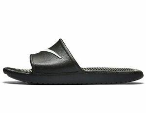Nike - Claquettes Kawa Shower Slide - Noir - 832528-001