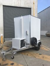 Standard 6 x 5 mobile, farmers, hire cool room, portable Trailer