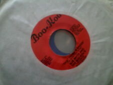 """BOB SMITH AND THE BOO KOU'S - THAT THING IS GREEN * SOUL FUNK 7"""" 45"""