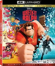 Wreck-It Ralph (4K Ultra HD)(UHD)(Pre-order / Nov 6)