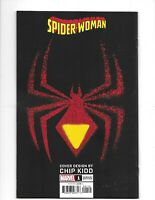 SPIDERMAN 1 2019 CHIP KIDD DIE CUT COVER VARIANT NM SPIDER-MAN PRE-SALE 9//18