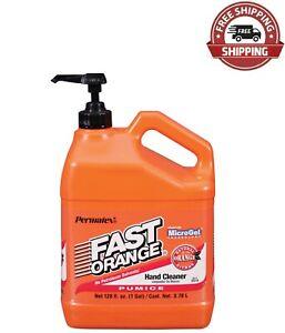 Fast Orange Pumice Hand Cleaner 1 Gallon 25219