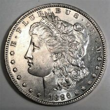 1886-O Morgan Silver Dollar Beautiful High Grade Coin Rare Date