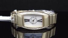NEW! Pierre Cardin Opera PC67612.415021 Gold Tone Swarovski Crystal Womens Watch