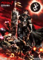 BERSERK Guts The Black Swordsman 1/4 Polystone Statue Prime 1 Studio Gatsu RARE