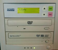 ACARD 1 To 1  DVD Duplicator Great Condition UNTESTED