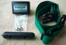 DogWatch AR300 Receiver With Collar, Prongs, Test Light   Excellent Condition