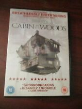 The Cabin in the Woods   Horror  DVD
