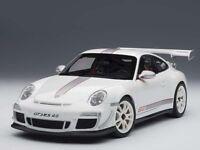 AUTOart Porsche 911 (997) GT3 RS 4.0 2011 White 1:18 (78147)