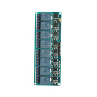8 way Relay Module 12V8 Channel Relay Module Board for  PIC lqFSHWC