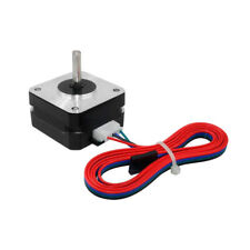 17HS4023 24v 4-Lead 2 Phase Nema17 Stepper Motor with Cable for 3D Printer