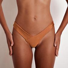 Damen Brazilian Bikini Top Oberteil Bikiniunterteil Badehose Bikinihose Bademode