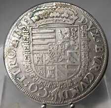 RDR, 1 Taler o.J., EH Ferdinand 1564-1595, Hall, Silber