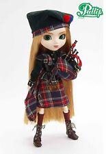 Little Pullip Craziia Doll Figure Scottish LP-410 Groove Inc MIB Toy RARE!