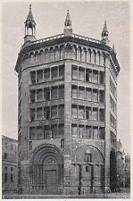 D2318 Il Battistero di Parma - Stampa d'epoca - 1925 vintage print