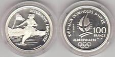 Francia - Monedas Conmemorativas- Año: 1989 - numero KM00972 - PROOF 100 Francos