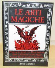 ESOTERISMO OCCULTISMO Amuleti Talismani Formule - Le Arti Magiche - Hermes 1985